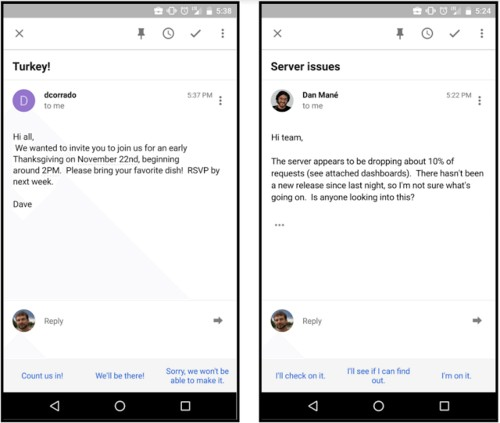 Google Inbox Will Start Using A.I. To Answer Emails For You