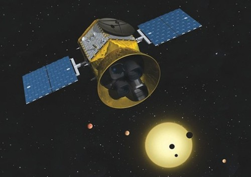 New Exoplanet-Hunting Mission To Launch In 2017