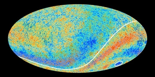 Supervoid May Explain Gargantuan Cold Spot Lurking In Distant Universe