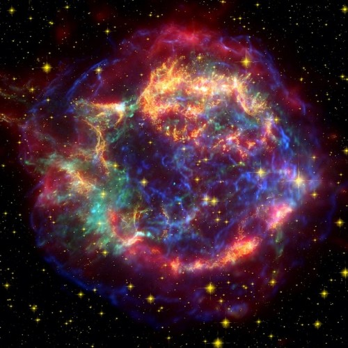 A Supernova Might Have Abetted A Mass Extinction On Earth