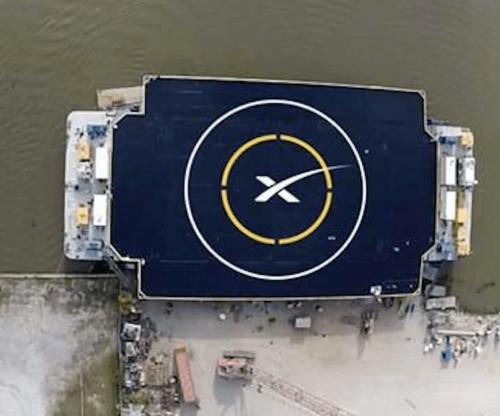SpaceX Unveils Autonomous Drone Ship For Landing Reusable Rockets