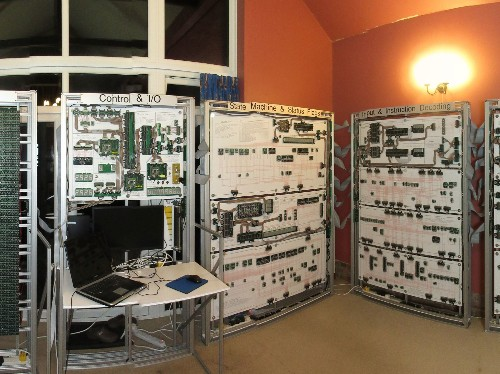 This Guy Built A Room-Sized Computer Because He Felt Like It
