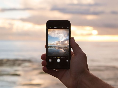 Take better smartphone photos with these simple tips and tricks