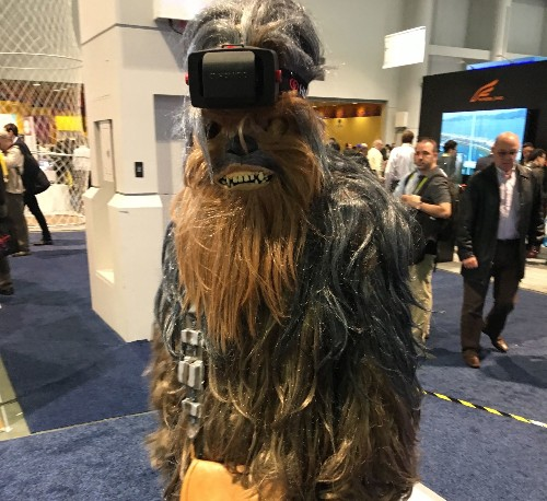The Most WTF Things We Saw At CES 2016