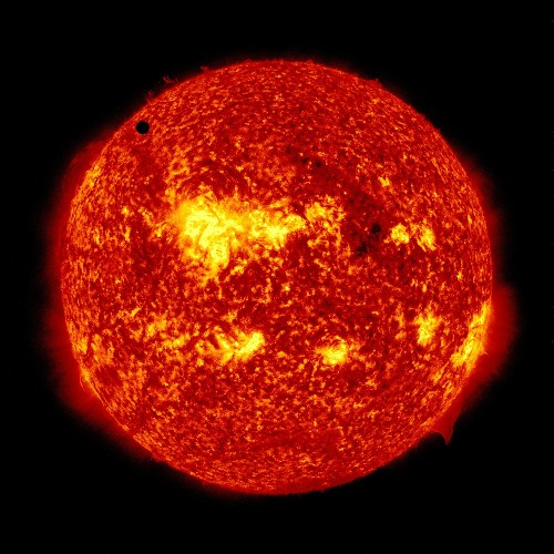 Could There Be A Planet Hidden On The Opposite Side Of Our Sun?