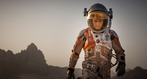 In 'The Martian' Trailer, Matt Damon Promises To 'Science The S**t Out Of This'