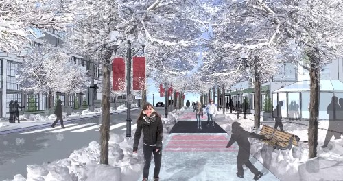 Canadian 'Freezeway' Will Let Commuters Ice Skate To Work