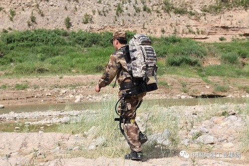 China's working on the next generation of military exoskeleton. Here's what it can do.