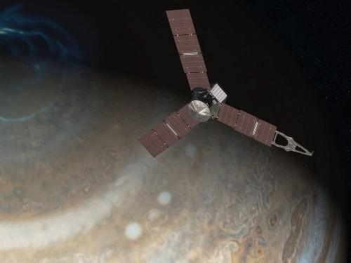 Juno Is Still Stuck In The Wrong Orbit Around Jupiter