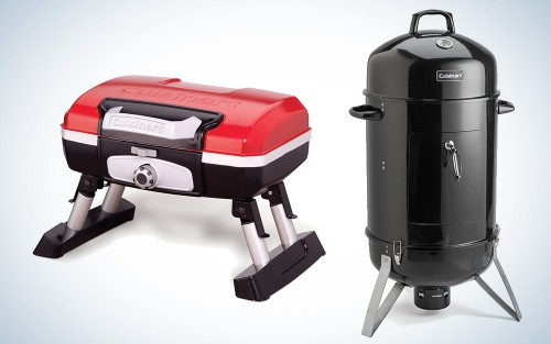 30 percent off Cuisinart grilling gear and other sizzlin' deals happening today