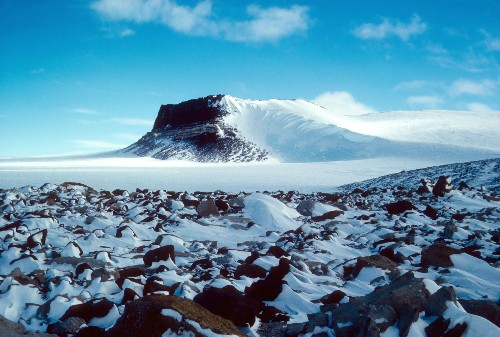 Scientists Think They've Solved An Ancient Antarctic Mystery