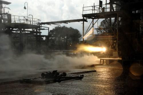 NASA Tests Largest 3-D Printed Rocket Part Ever