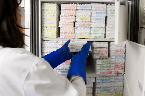 NIH Lab Search Yields 100-Year-Old Ricin Sample