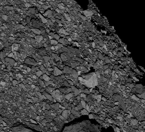 Megapixels: Asteroid Bennu is ...exploding?