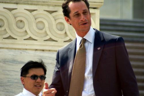 Seriously, What's Up With Anthony Weiner?