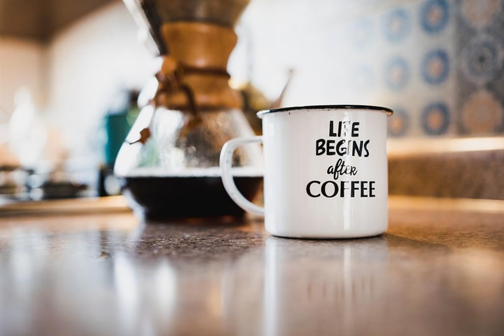 Coffee. Life - Magazine cover