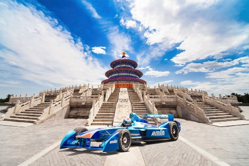 What The First All-Electric Racing Championship Will Be Like