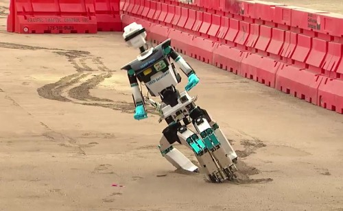 Meet The Four-Legged Freaks Competing In DARPA's Robotics Challenge