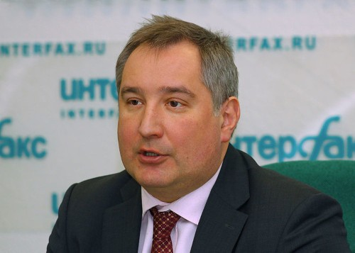 Russian Deputy PM: U.S. Can Go To Space 'With A Trampoline'