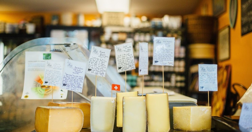 Almost everything you know about cheese is wrong