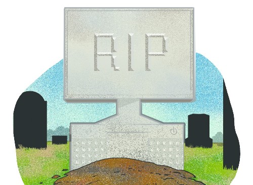 Do Computers Die Of Old Age?
