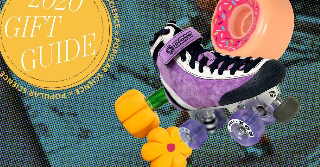 Glide into a new roller skater's heart with these cool gifts