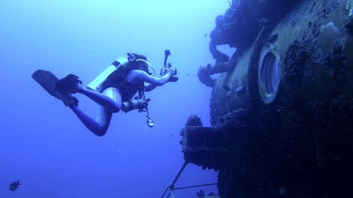 What Happens To A Human Who Spends A Month Under The Sea?