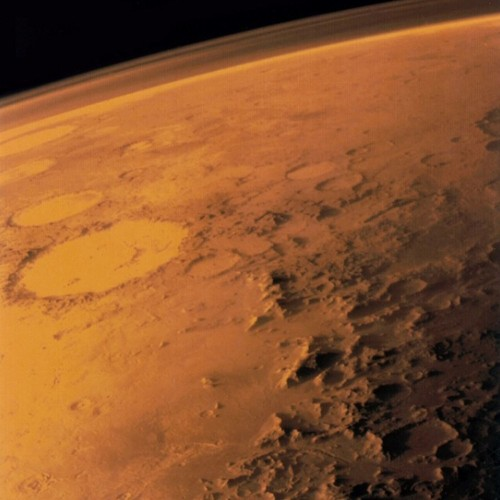 Oxygen Detected In Martian Atmosphere