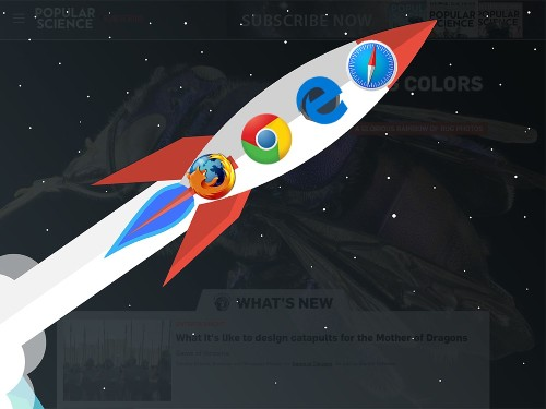 Speed up your web browser with 5 simple tips