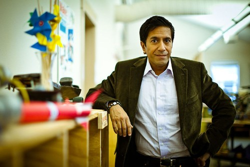 Sanjay Gupta: Only 6 Percent Of Marijuana Research Considers Medical Benefits