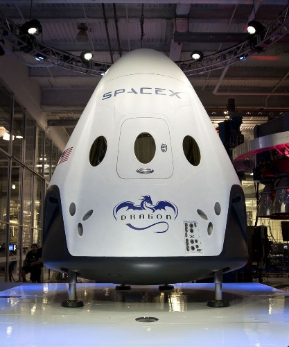 The Week In Numbers: Turning Light Into Matter, A New Dragon Spacecraft, And More
