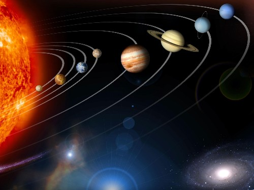 See The Planets Of Our Solar System While Listening To 'The Planets'