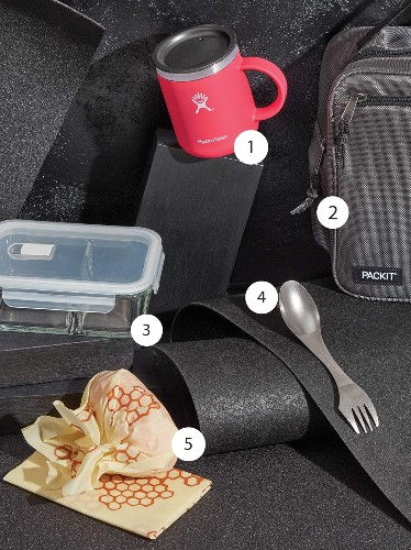 This reusable lunch kit is good for the earth and your food budget