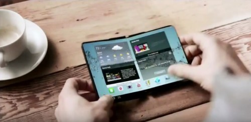 Samsung's Foldable Smartphone 'Project Valley' Set For January Release