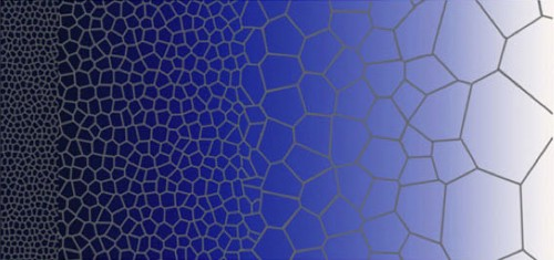 Microscopically Structuring Steel Like Bamboo Makes It Stronger Yet More Flexible