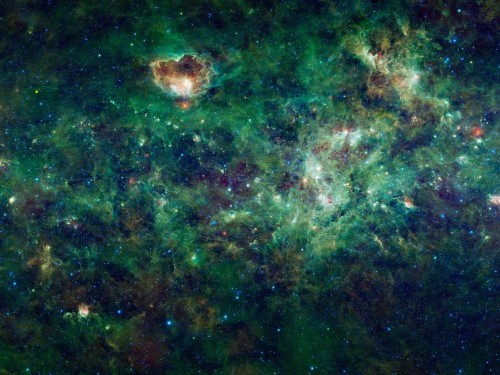 Building Blocks Of Life Could Develop In Interstellar Space