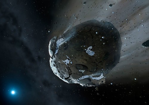 How Did The Halloween Asteroid Sneak Up On Us?