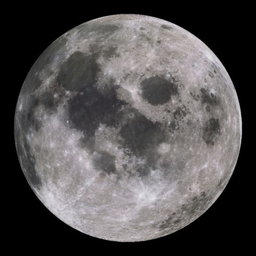 New Evidence Shows The Moon Formed From Melted Bits Of Earth