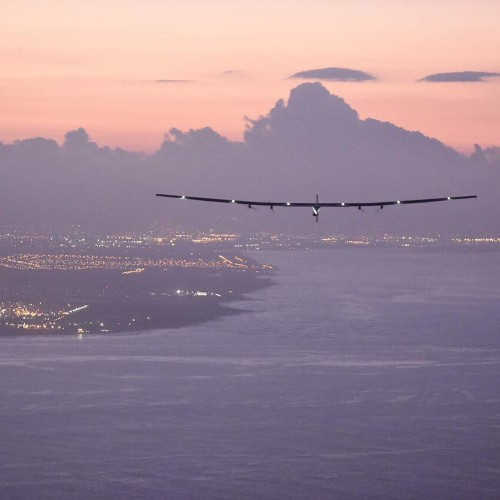 'Solar Impulse 2' Lands In Hawaii After Record-Breaking Solo Flight