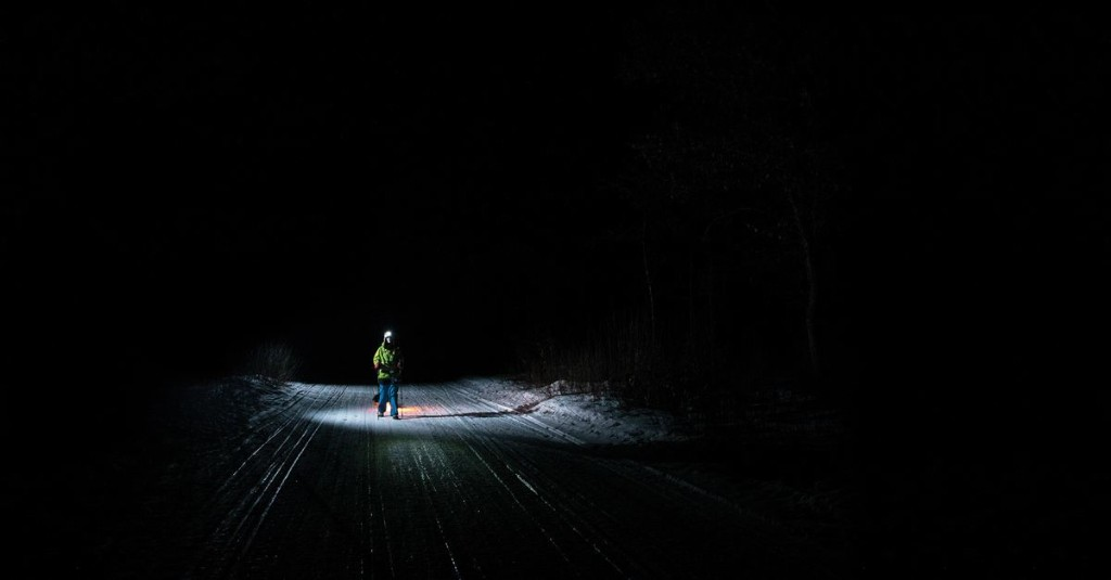These ultramarathoners say life is easier after running 40 miles on frozen backwoods trails