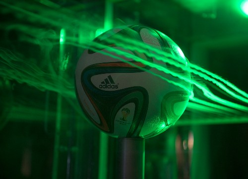 The Aerodynamics Of The World Cup Soccer Ball, In GIFs