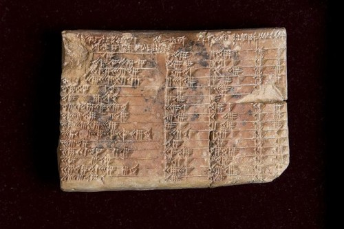 This mysterious ancient tablet could teach us a thing or two about math