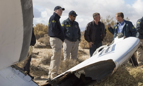 Virgin Galactic Crash May Lead To New Regulations For Private Spaceflight