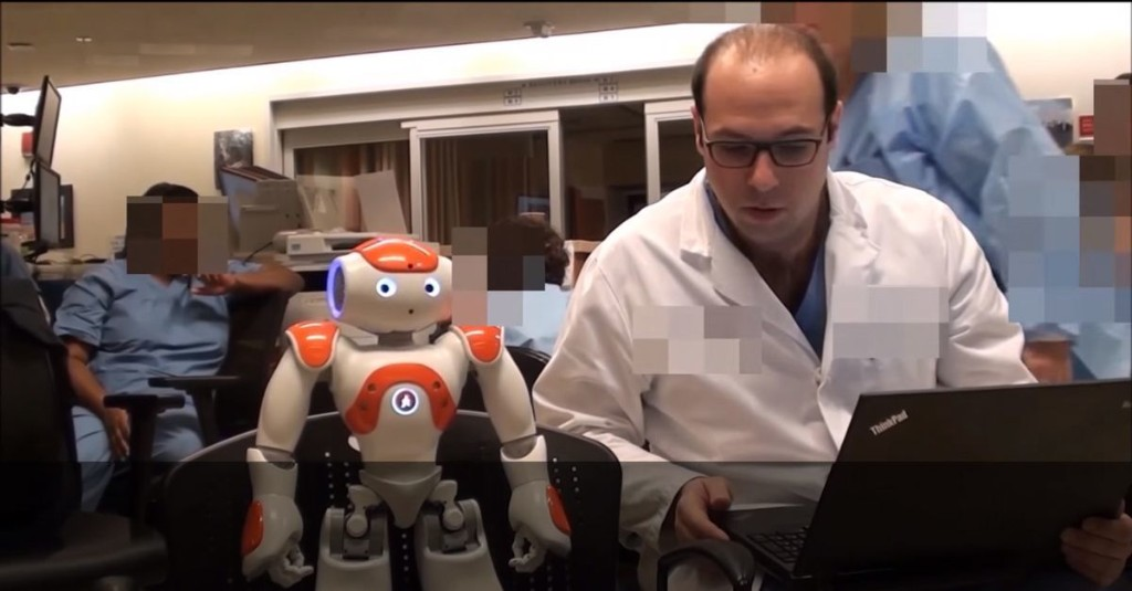 MIT's Robot Assistant Gives Nurses A Second Opinion