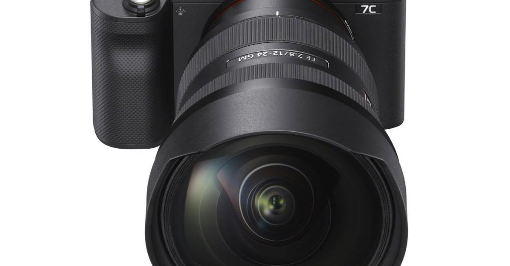 Sony built a tiny mirrorless camera with a full-frame sensor inside