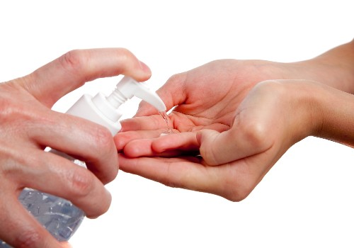 Is hand sanitizer bad for my microbiome?