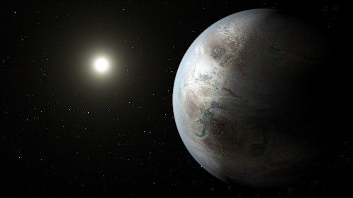 The Most Earth-Like Alien World Yet Has Been Found: Kepler 452b