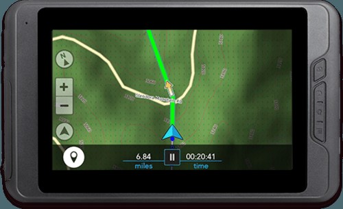 Magellan Takes GPS Navigation Off-Road