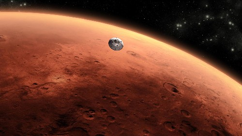 NASA is hiring a Planetary Protection Officer, but it's not Earth that needs saving