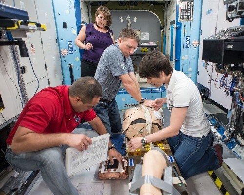 How Do You Handle A Medical Emergency On A Mission To Mars?